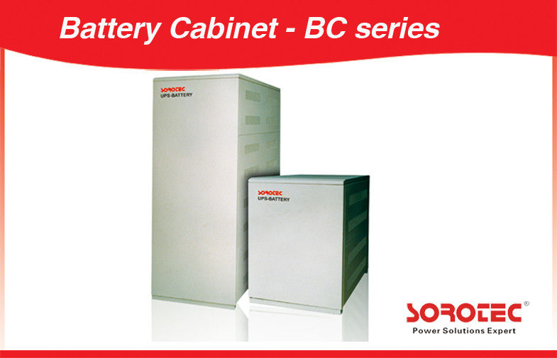UPS Accessories battery cabinet / cabinets for 38AH, 65AH, 100AH 32PCS supplier