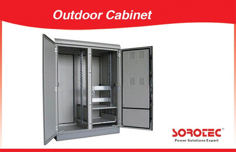 China Integration Outdoor Battery Cabinet Telecom Base Station Mini-shelter factory