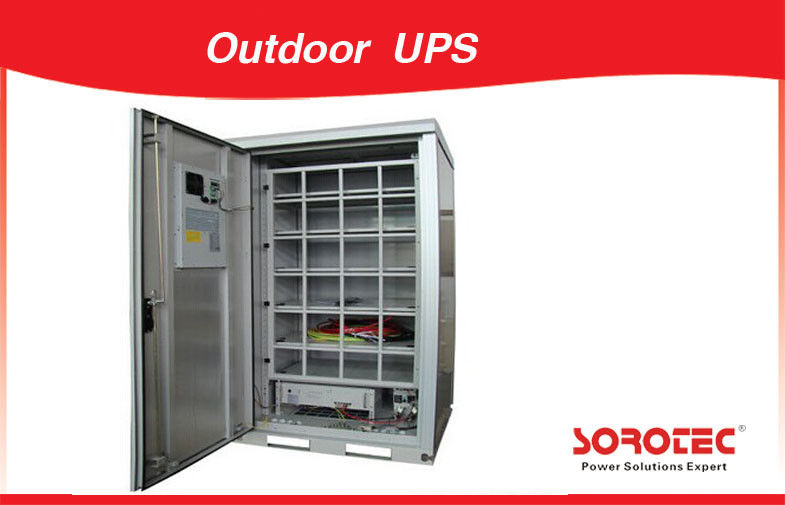 China Reliable Performance Outdoor Battery Cabinet With Constant Temperature factory