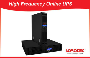 China Rack-Tower Convertion  Single Phase Online UPS  Uninterruptible Power Supply 1-10KVA distributor