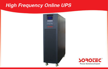 China 10kva  Long Run Model 3 Ph in 3 Ph out High Frequency Online UPS Power Supply with 0.9 Power Factor distributor