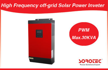 China 3KVA 2400W 24VDC Long Time Back up MPPT Solar Power Inverter with AC / PV Input Priority distributor