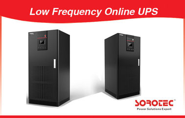 China Eco Friendly Uninterrupted Power Supply / High Frequency Online UPS for Computing Center / ISP distributor