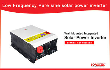 China 1-10KW Solar Power System Solar Power Inverters 10ms Typical CE distributor