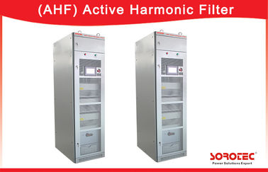 China Sorotec 400V / 690V Active Harmonic Filter Overall Efficiency More Than 97% distributor
