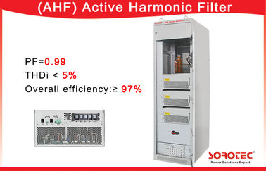 China 35A/50A/60A 400V/690V Electrical Harmonic Filter APF with Touch Screen Module Display Interface distributor
