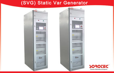 China 30/50/100 kvar Static Var Generator , SVG Static Var Compensator high Efficiency distributor