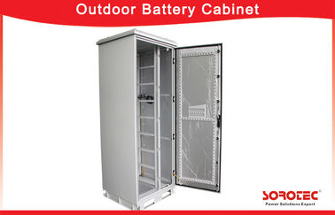 China High Efficiency Outdoor Battery Cabinets with Protection Degree IP55 distributor