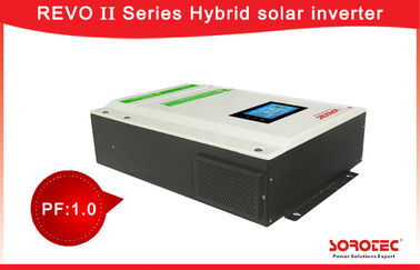 China Dust Proof 3200 W Hybrid Solar Inverter 50Hz 60Hz On / Off Grid Series distributor