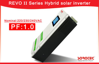 China 50Hz / 60Hz Energy Storage Hybrid Solar Inverter On / Off Grid With Battery Optional distributor