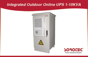China 240VAC 60Hz high frequency Outdoor UPS online 3KVA / 2400W, 6KVA / 4800W distributor