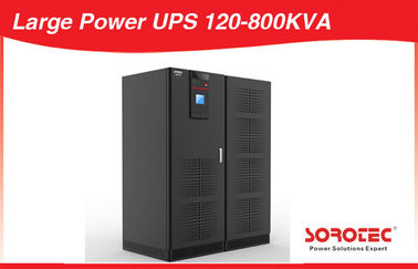 China Possess Date Center and Local area Networks function UPS Series 160KVA /  3Ph in / out 12p / 6p distributor