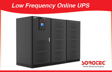 China Output Power Factor 0.9 Low Frequency Online UPS  Series 120 - 800KVA 3Ph in / out distributor