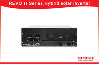 120 - 450 VDC Solar Hybrid Power Inverters Pure Sine Wave Wide PV Input Range