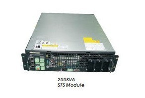 Smart Rack Mount UPS High Frequency Online Modular UPS 10 - 300KVA