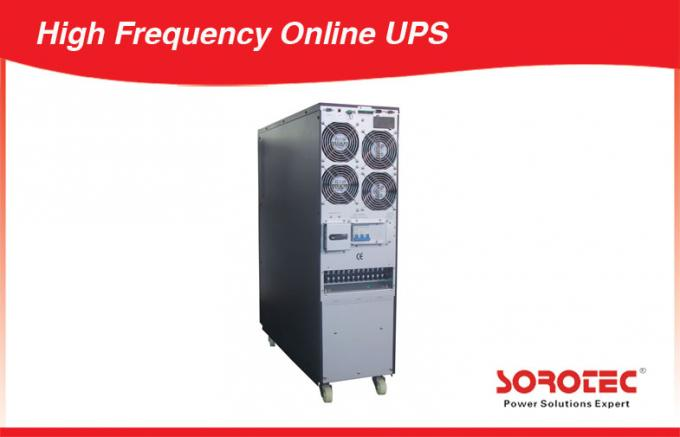 10kva  Long Run Model 3 Ph in 3 Ph out High Frequency Online UPS Power Supply with 0.9 Power Factor