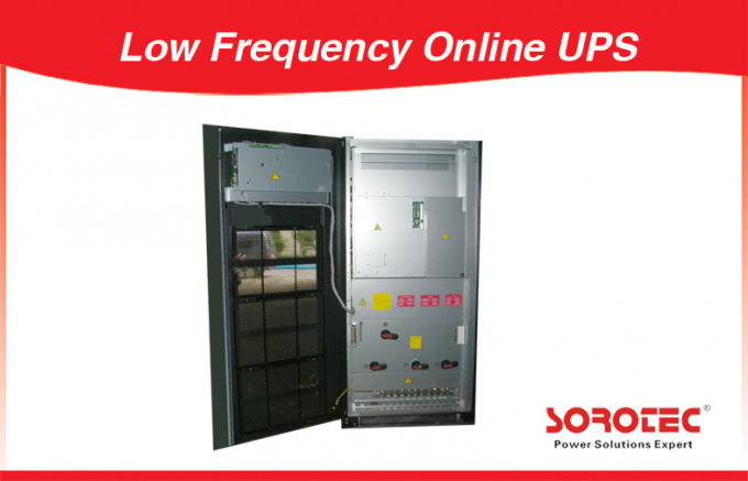 Eco Friendly Uninterrupted Power Supply / High Frequency Online UPS for Computing Center / ISP