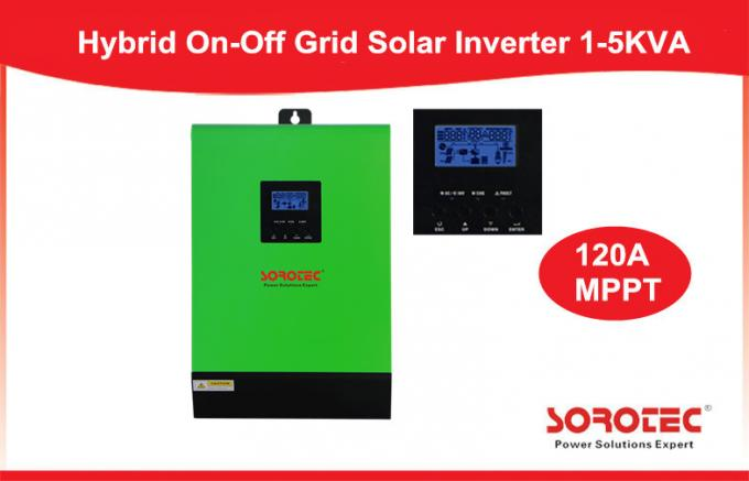 Built -in MPPT Solar Charge Controller1000W Pure Sine Wave Solar Inverter