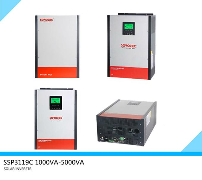 1 kva 1000w solar on grid inverter , efficiency solar panel inverter for Personal Computer